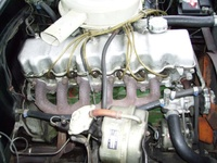 1970 Toyota Crown picture, engine