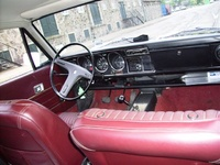 1970 Toyota Crown picture, interior