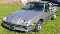 1986 Buick Skyhawk Overview