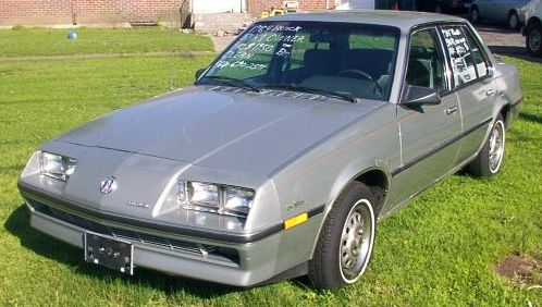 Buick Skyhawk Pic on 1987 Buick Lesabre T Type