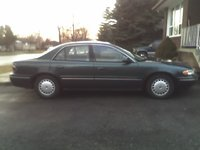 Picture of 1998 Buick Century Custom Sedan FWD, exterior, gallery_worthy