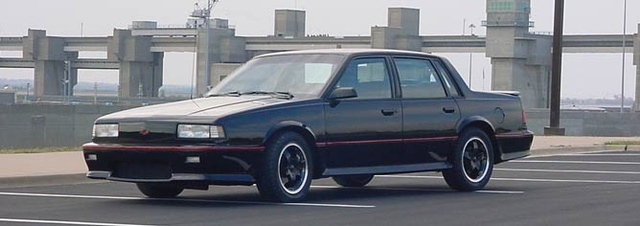 Picture of 1987 Chevrolet Celebrity, exterior, gallery_worthy