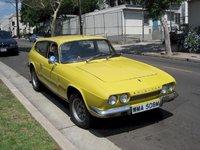 1973 Reliant Scimitar GTE Overview