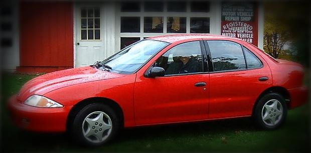 1999 Chevrolet Cavalier. 1999 Chevrolet Cavalier 4