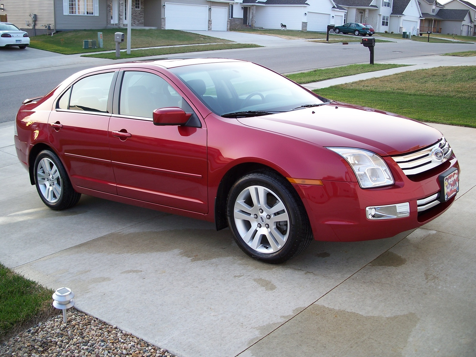 Picture of 2007 ford fusion sel v6 exterior gallery worthy