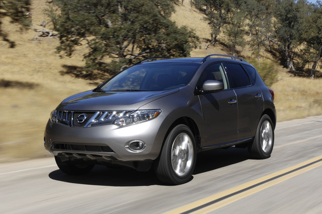 Picture of 2009 Nissan Murano, exterior