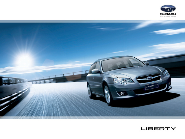 Picture of 2005 Subaru Liberty