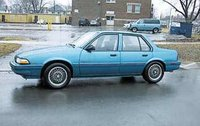Picture of 1993 Pontiac Sunbird 4 Dr LE Sedan, exterior
