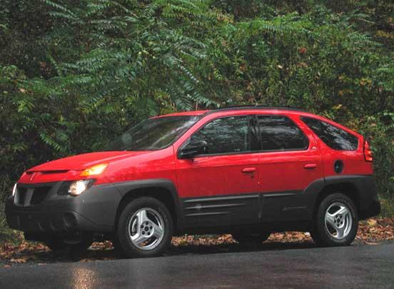 2001 Pontiac Aztek Pictures Cargurus
