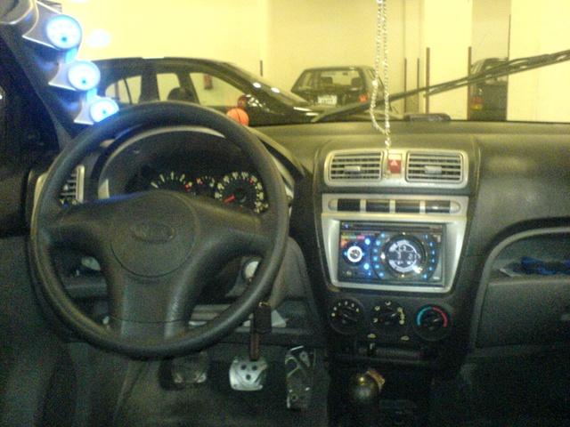 2007 Kia Picanto - Interior Pictures - CarGurus