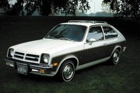 1976 Chevrolet Chevette Overview
