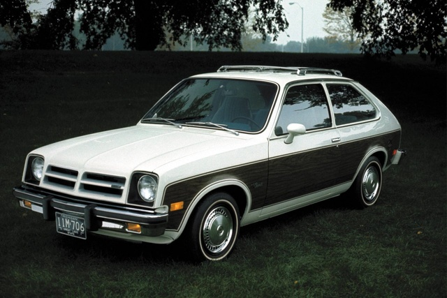 Picture of 1976 Chevrolet Chevette