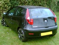 Picture of 2005 FIAT Punto, exterior, gallery_worthy