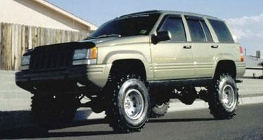Superior 1998 Jeep Grand Cherokee