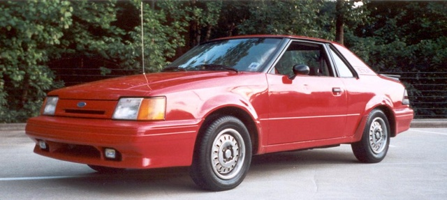 Picture of 1987 Ford EXP, exterior