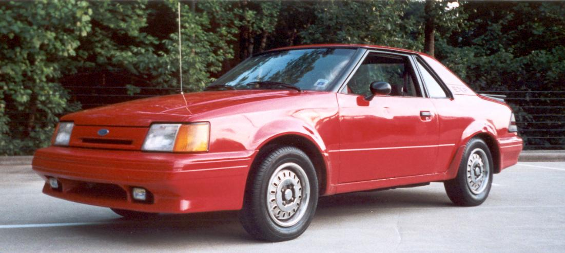 1987 Ford EXP picture, exterior