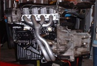 1987 Ford EXP picture, engine