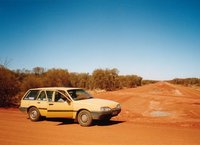 Picture of 1988 Holden Camira, exterior