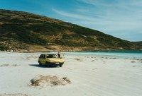 1988 Holden Camira Overview