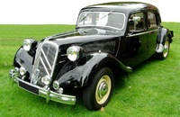 1935 Citroen Traction Avant Overview