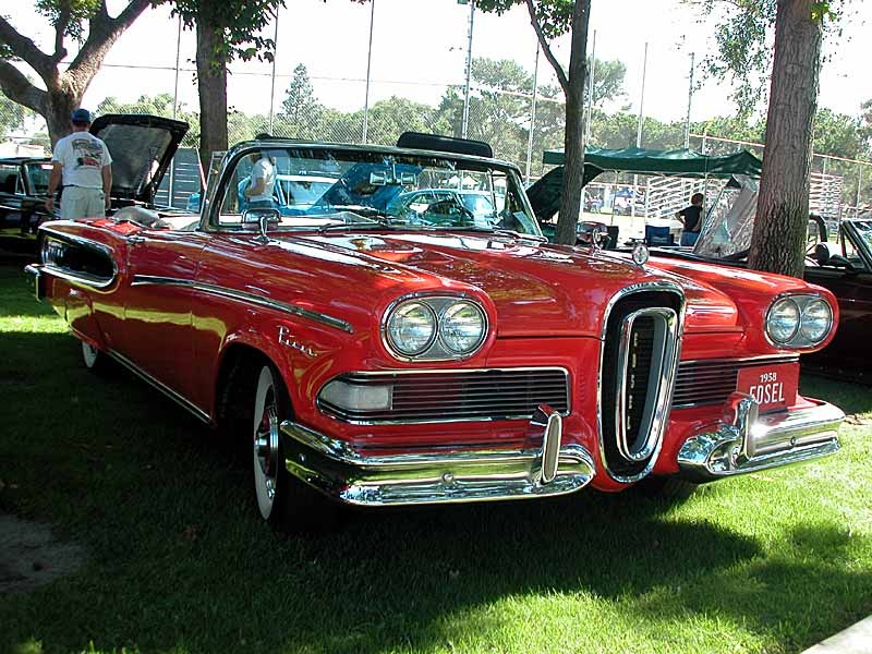 1958 Edsel Ranger Overview Cargurus