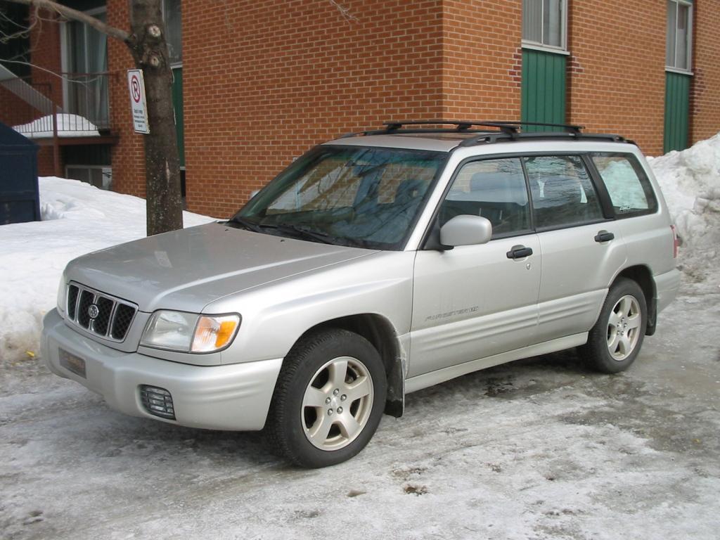 2001 Subaru Forester Pictures Cargurus