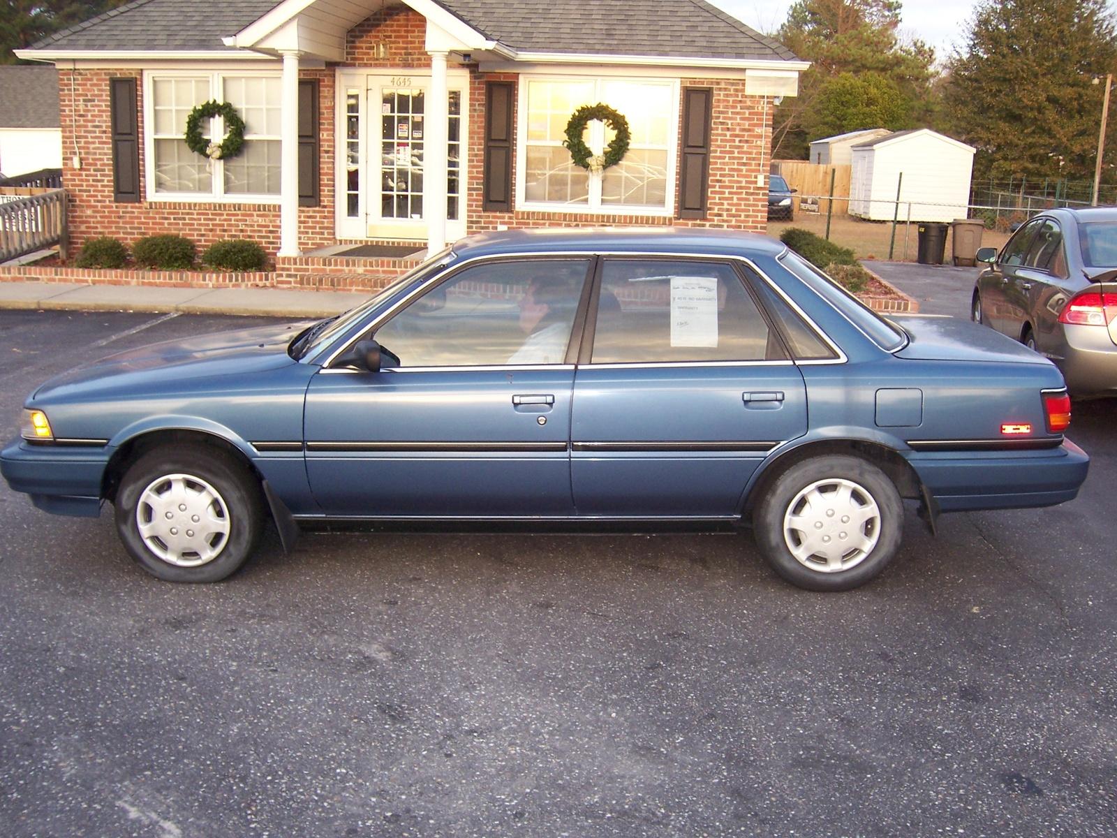 1991 Toyota Camry Pictures Cargurus