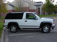 Picture of 1995 GMC Yukon SLT 2dr 4WD, exterior, gallery_worthy