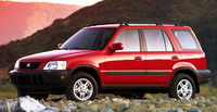 Picture of 2001 Honda CR-V LX, exterior