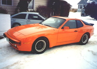 1984 Porsche 944 picture, exterior