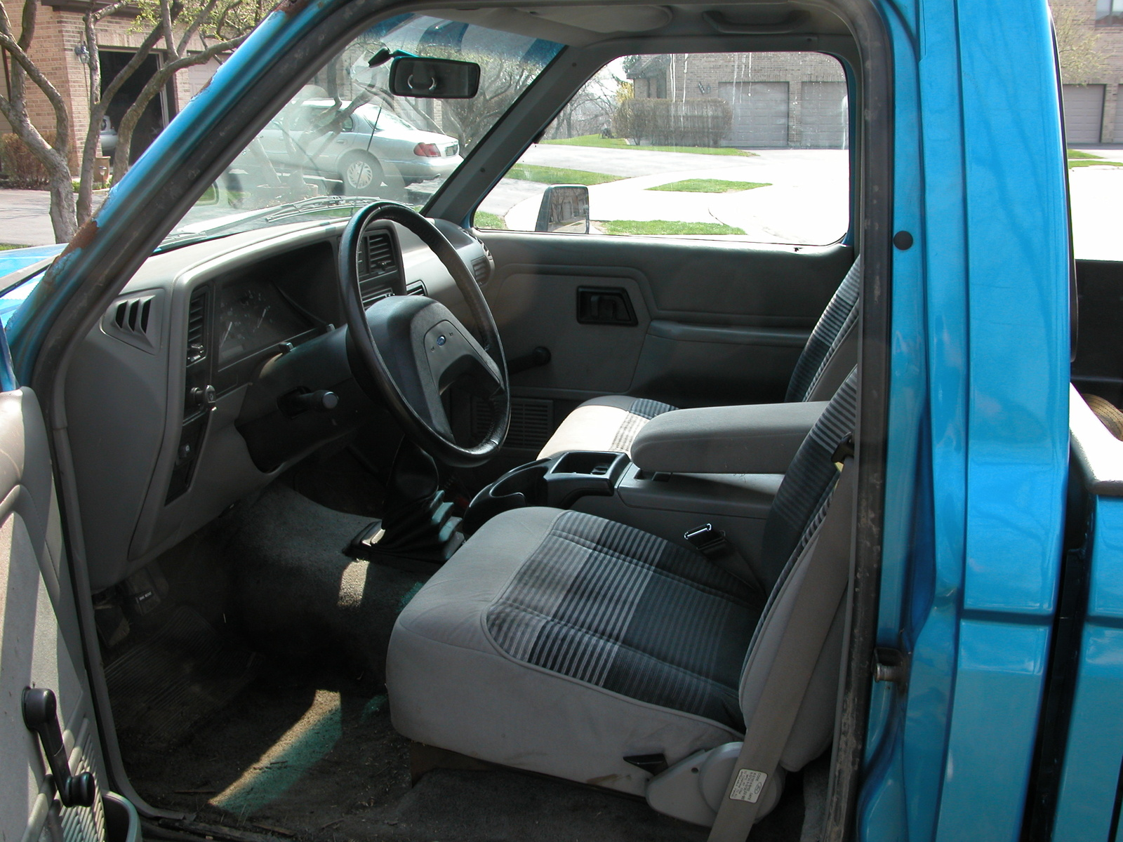 1992 ford ranger interior pictures cargurus. Black Bedroom Furniture Sets. Home Design Ideas