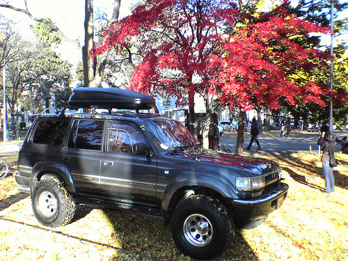 Picture of 1997 Toyota Land Cruiser, exterior, gallery_worthy