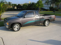 Picture of 1995 Nissan King Cab 2 Dr XE Extended Cab SB, exterior, gallery_worthy