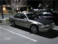 1993 Honda Accord EX, 1993 Honda Accord 4 Dr EX Sedan picture, exterior