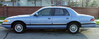 1994 Mercury Grand Marquis 4 Dr GS Sedan picture, exterior