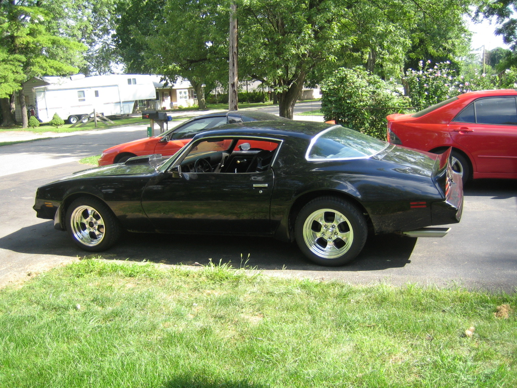 Picture of 1978 Pontiac Trans Am, exterior