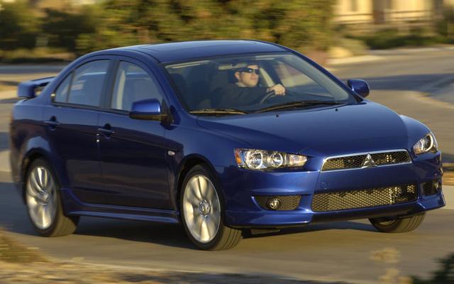 Picture of 2008 Mitsubishi Lancer