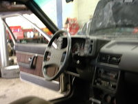 Picture of 1986 Audi 4000, interior