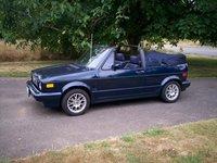 1991 Volkswagen Cabriolet Overview