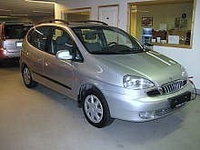 2003 Daewoo Tacuma Overview