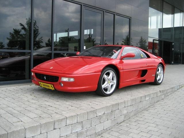 Picture of 1998 Ferrari F355, exterior