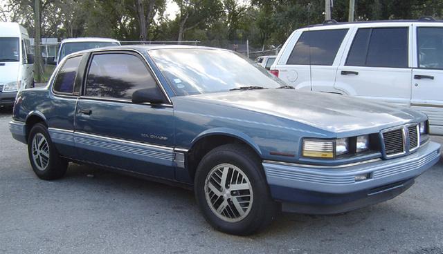 1987 Pontiac Grand Am Pictures Cargurus