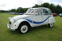 1983 Citroen 2CV Overview