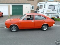 1971 Morris Marina Overview