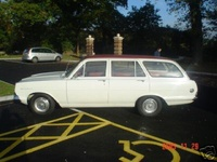 1965 Vauxhall Victor Overview