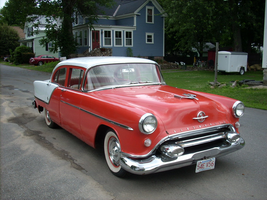1954 oldsmobile eighty eight pictures cargurus