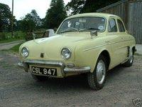 1961 Renault Dauphine Overview