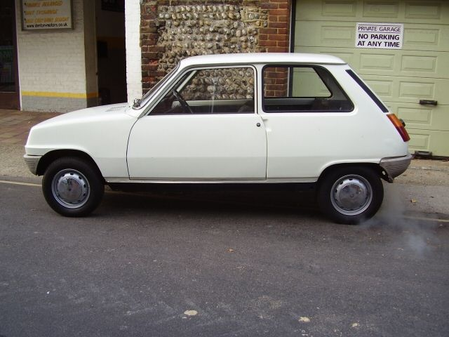Picture of 1976 Renault 5