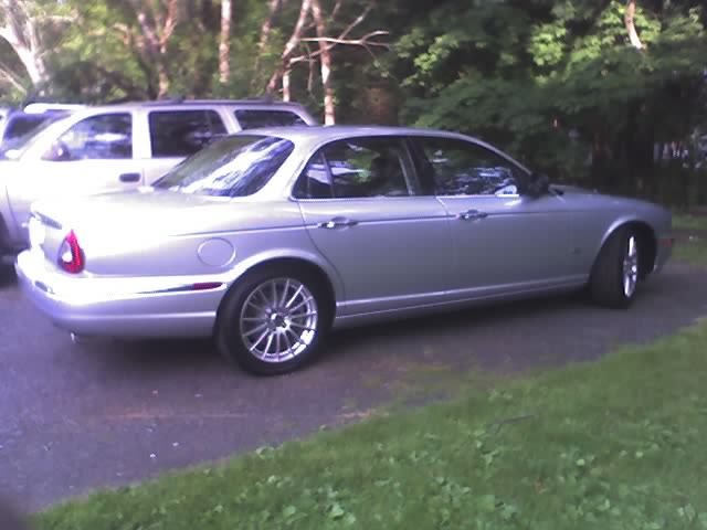 2007 Jaguar XJ-Series XJ8 L picture