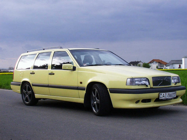 Picture of 1995 Volvo 850, exterior, gallery_worthy